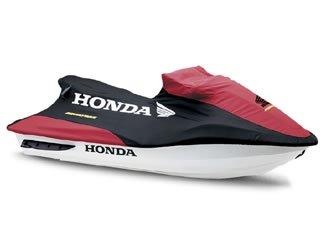 Honda Watercraft Cover AquaTrax R-12 X Red/Black