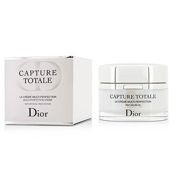 Christian Dior Capture Totale Multi Perfection Creme, Rich Texture for Women, 2 (Dior Capture Totale Creme)