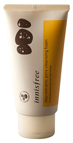 Innisfree Jeju Volcanic Pore Cleansing Foam, 5.09 Ounce
