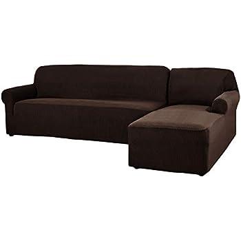 Amazon Com Womaco L Shape Sofa Covers Sectional Sofa