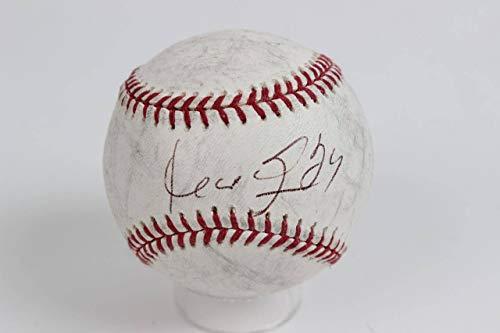 9c5596c5564 2005 Manny Ramirez Game-Used Signed Baseball Red Sox - COA JSA