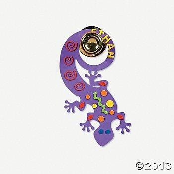lizard knob - 6