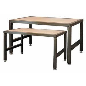 Stackable Table for Retail Displays, 48W x 30D x 26H