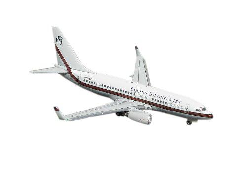 - Gemini Jets Boeing Business Jet (BBJ) B737-700(W) 1:400 Scale
