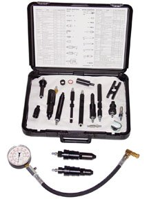 ATD Tools 5682 Heavy-Duty Global Diesel Compression Test Set (Heavy Duty Diesel Tools)