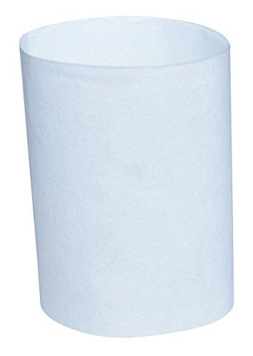 JA Kitchens - White, Self - Adhesive Napkin Bands - 500 Count