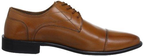 12 177 À Essex Marron Homme cognac Lacets Chaussures Manz 113033 B7RqwO