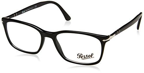 Persol PO3189V Eyeglasses 95 Black w/ Demo Lens 55mm
