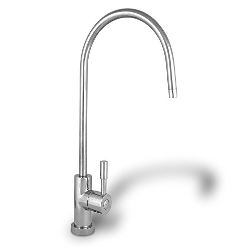 Ronaqua Water Filter Purifier Faucet European Style Polished Chrome