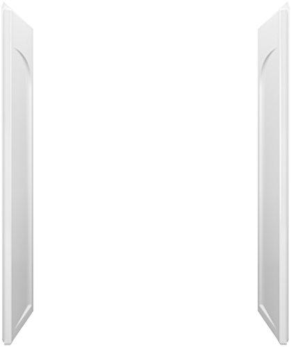 Sterling 72185100-0 Series 7218 Ensemble Shower End Wall Set, 60 x 32-Inch, White 0 Ensemble