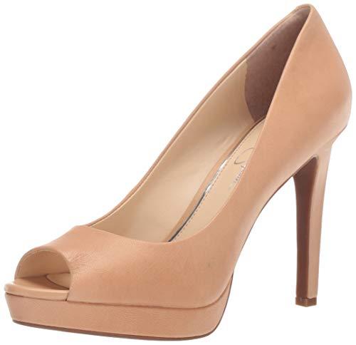 Jessica Simpson Women's Dalyn Shoe, Sand Dune, 5.5 M US from Jessica Simpson