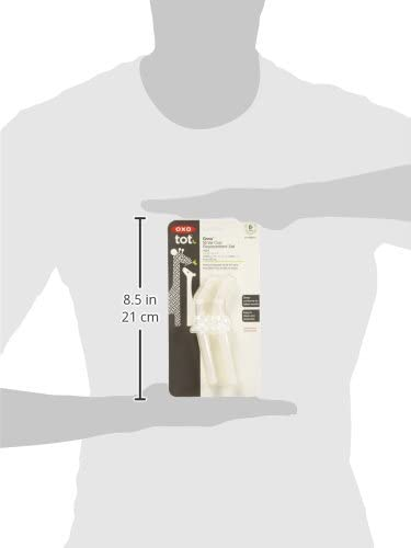 2-Count Replacement Straws 6 Ounce OXO Tot Transitions Straw Cup