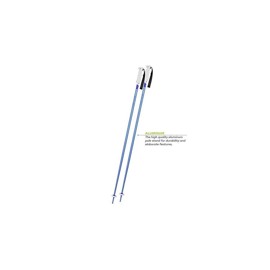 Komperdell 132222404 Provolution Blue, Blue, 130cm
