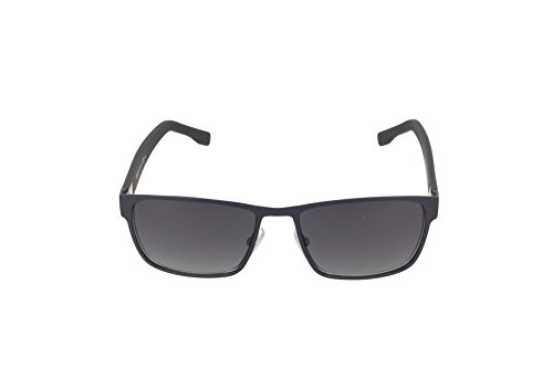 Hugo Boss Lunettes de soleil 0561 Sun classic Dark Ruthenium / Grey / Grey Gradient Mtnavy Bluee