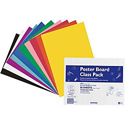 Pacon Poster Boards (PAC76347)