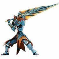 Monster Hunter 3 G Lagia Series Equipment Hunter Action Figure Exclusive by Capcom