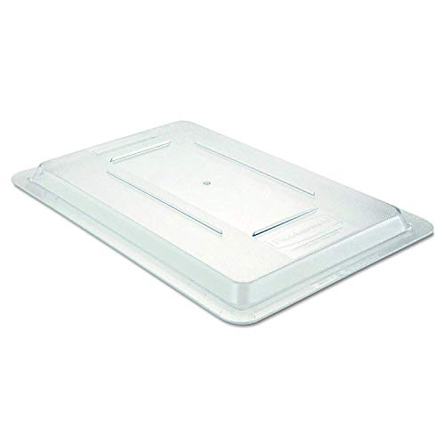 (3310CLE Food/Tote Box Lids, 12w x 18d, Clear)