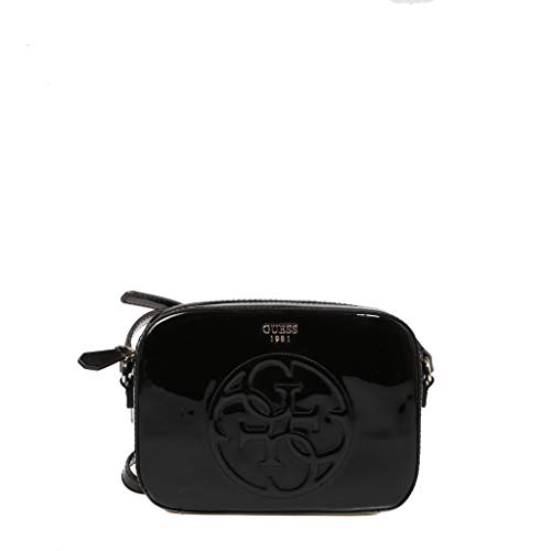 Guess, bolso KAMRYN CROSS BLACK HWPH66 91120, para mujer: Amazon.es: Zapatos y complementos