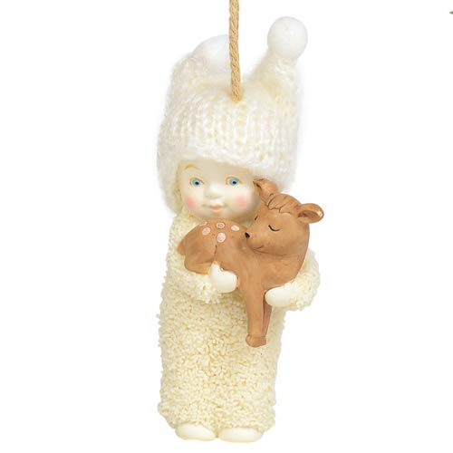 Department 56 Snowbabies Peaceful Kingdom Deer Hanging Ornament, 3