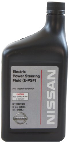 Genuine Nissan Fluid 999MP-EPSF00P Electric Power Steering Fluid - 1 Quart