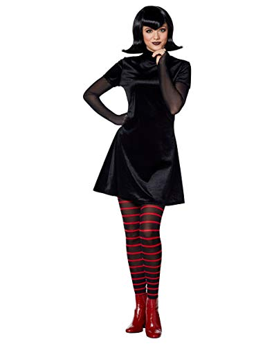 Spider Web Arm Warmers - Spirit Halloween Adult Mavis Costume - Hotel Transylvania 3: Summer Vacation