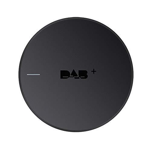 Docooler DAB+ digitale audio-ontvanger plug and play stereo-uitgang autoradio voor Android 5.1 en hoger (alleen…