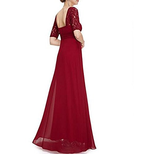 Leader of the Beauty - Robe - Femme -  rouge - 46