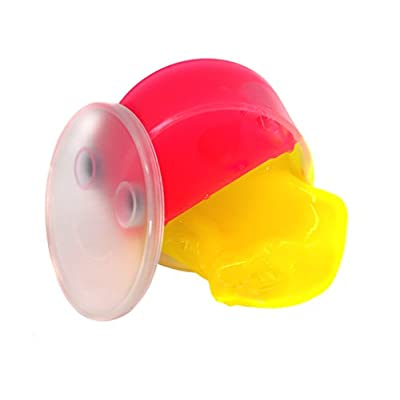 2 Tone Mini Amoeba Putty For Party Favors And School Prize Box - Pack Of 12: Toys & Games