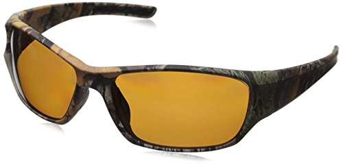 Vicious Vision Velocity Pro Series Copper Lens Sunglasses, Realtree Xtra