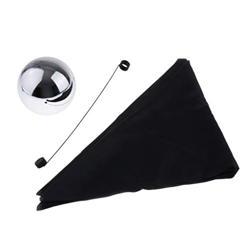 Toygogo Zombie Magic Floating Ball (with Folard and Gimmick) - Magician Accessories for Close Up Stage Shows Party Performance from Toygogo