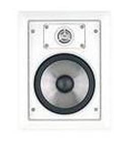 JBL SP6II 2-way, 6-Inch In-Wall Loudspeaker with Swivel Mount Tweeter (Pair)