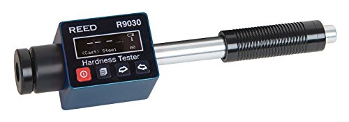 - REED Instruments R9030 Hardness Tester, Pen-Style, Rockwell (HRC, HRB, HRA), Brinell (HB), Leeb (HL), Vickers (HV) and Shore (HS)