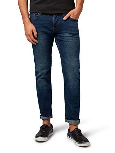 TOM TAILOR DENIM Jeanshosen Piers Super Slim Superstretch Jeans