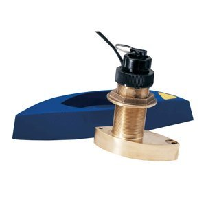 - Raymarine B744V Bronze Thru-Hull e7D Transducer with Fairing Block