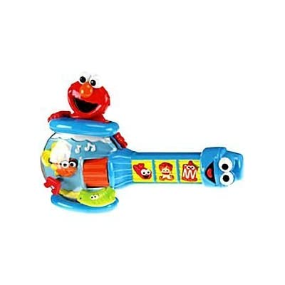 Fisher-Price Elmo's World Guitar: Toys & Games