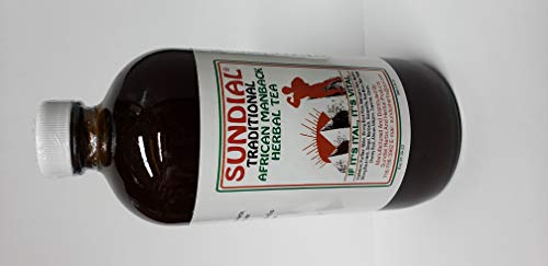 - Traditional African Man Back Tonic 32 Oz.