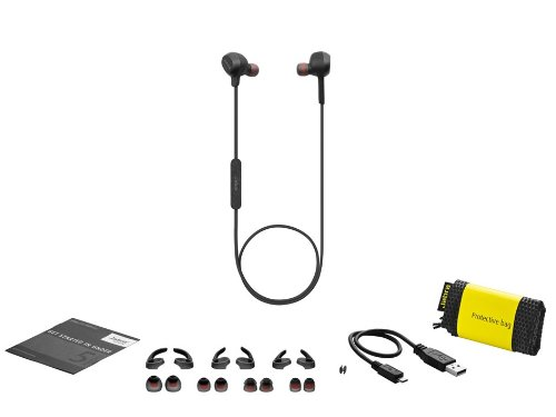 jabra rox wireless bluetooth stereo earbuds black in the uae see prices r. Black Bedroom Furniture Sets. Home Design Ideas