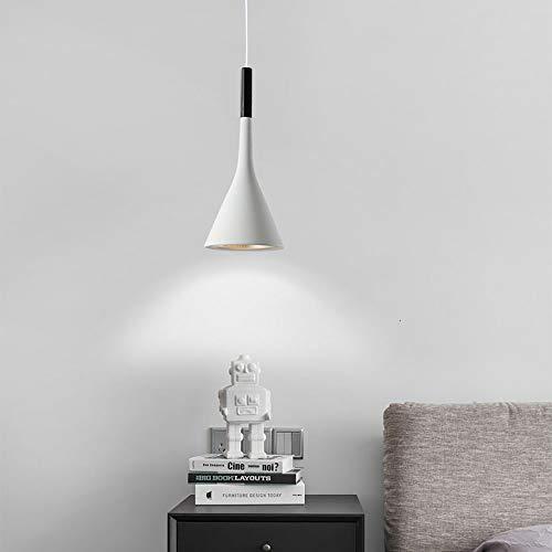 KunMai Resin Single Pendant Light,Concrete Look in White,Ceiling Light for Bar Dining Room Kitchen Island Bedroom