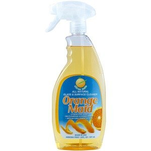 Orange Maid Glass Cleaner Orange Mate 22 oz Liquid (22 Glass Orange)