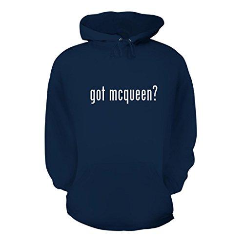 got mcqueen? - A Nice Men's Hoodie Hooded Sweatshirt, Navy, - Steve 714 Mcqueen