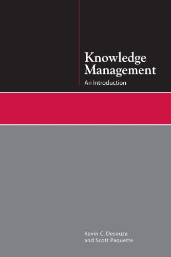 Knowledge Management: An Introduction
