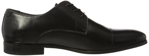 Aldo Badolla, Derby Homme Noir (97 Black Leather)