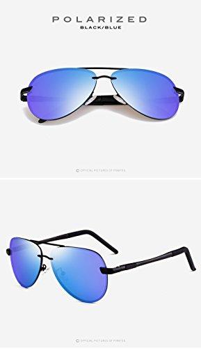 lunettes Vintage lunettes soleil yumeik UV400 pour femmes miroir en plein so les lunettes de Polaroid air de de soleil voyage HD Polarized Casual soleil de soleil mode lunettes 4 lunettes conduite grand wwfYqz