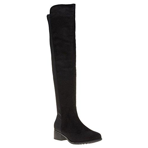 SOLESISTER Snowy Boots Black Black