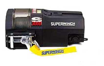 3000LBスーパーウインチ(1360kg)12V B01AZ2DWKM