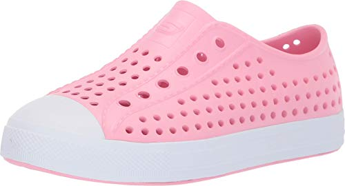 Skechers Girl's, Guzman 2.0 Splash Brights Slip on Shoes Pink 5 M