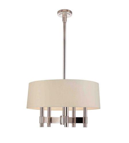 - Hudson Valley Lighting 1150-PN Druid Hills 5-Light Pendant, 24