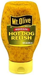 product image for Mt. Olive, Hot Dog Relish (Pack of 4)