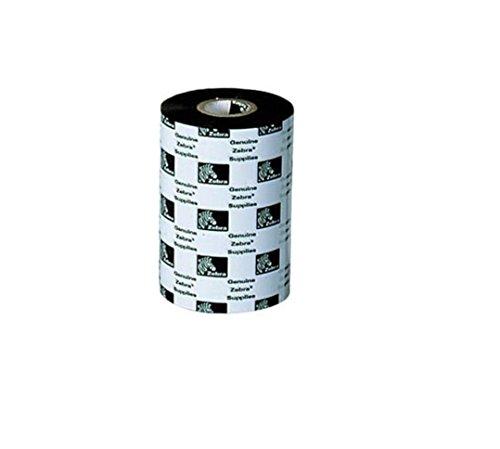 Zebra 05095GS11007 12PK 5095 RESIN RIBBON 4.33IN/ 110MM X 244FT/74M .5IN ID CORE -