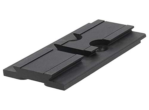 Aimpoint, Glock Mos Mount Plate, Black